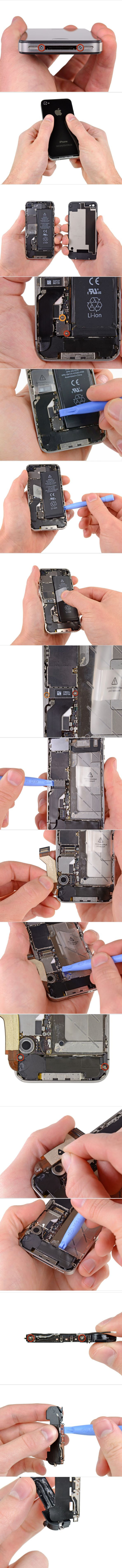 How to Fix iPhone 4 Cellular Antenna?