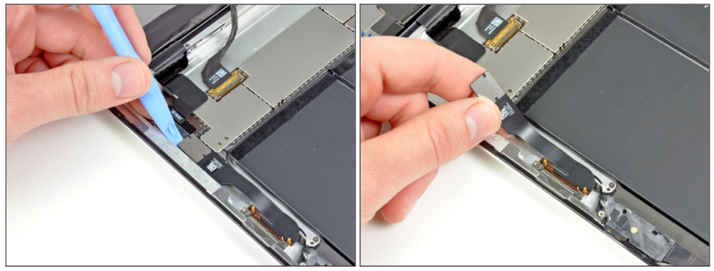iPad 2 GSM Dock Connector Replacement