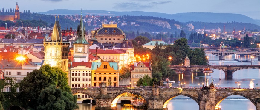 british airways flights to prague