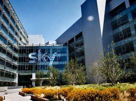 sky corporate news
